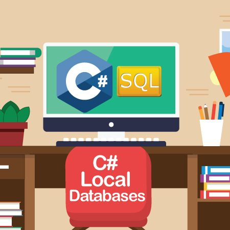 C# Local Database ( sql server ) +SQL Database Tutorial