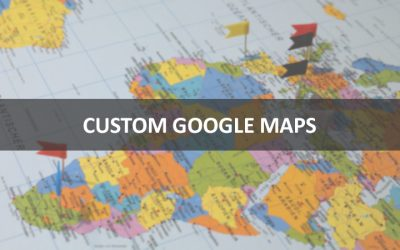 Custom Interactive Maps with Google Maps AP