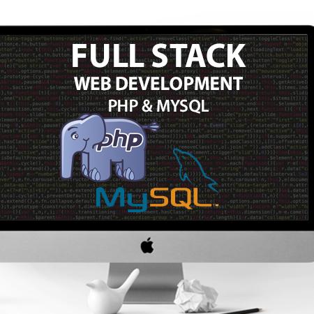 Full Stack Development – PHP & MySQL – Part 1