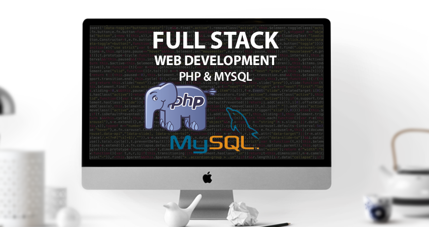 Full Stack Development – PHP & MySQL – Part 1
