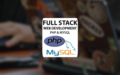 Full Stack Development – PHP & MySQL – Part 2