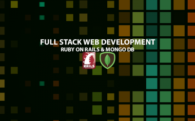 Full Stack Development – Ruby/Ruby on Rail & MongoDB – Part 1