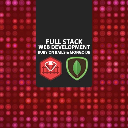 Full Stack Development – Ruby/Ruby on Rail & MongoDB – Part 2