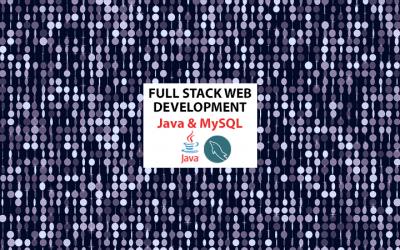 Full Stack Development – Java & MySQL – Part 2