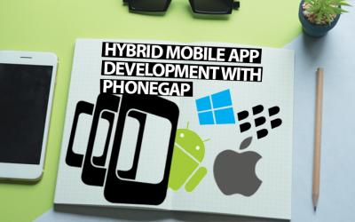 Hybrid Mobile App development with PhoneGap for Beginner