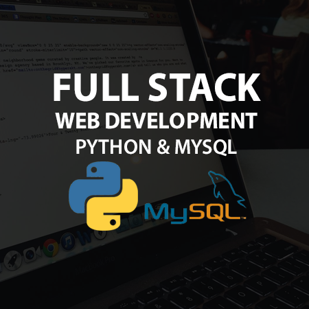 Full Stack Development – Python & MySQL – Part 2