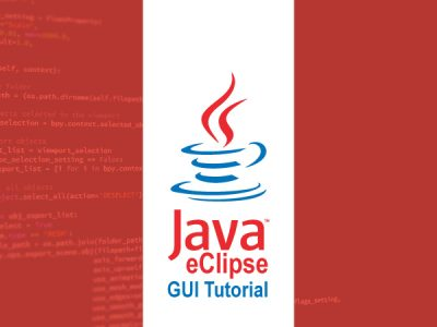 Java GUI Tutorial with Eclipse for Beginners (For Absolute Beginners)
