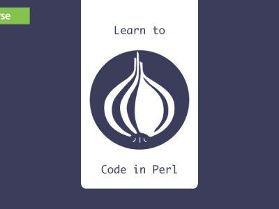 Perl Tutorials