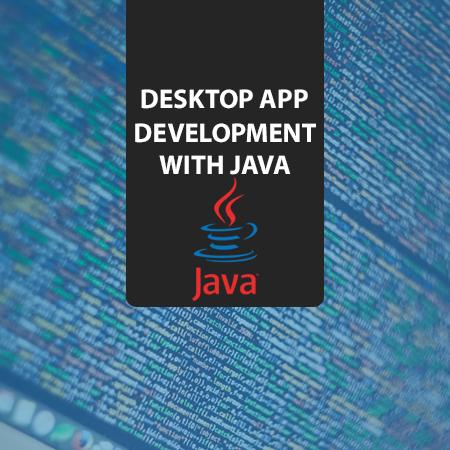 Desktop App Development with Java – Full Stack – Part 2