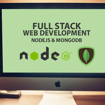 Full Stack Development – NodeJS & MongoDB – Part 2