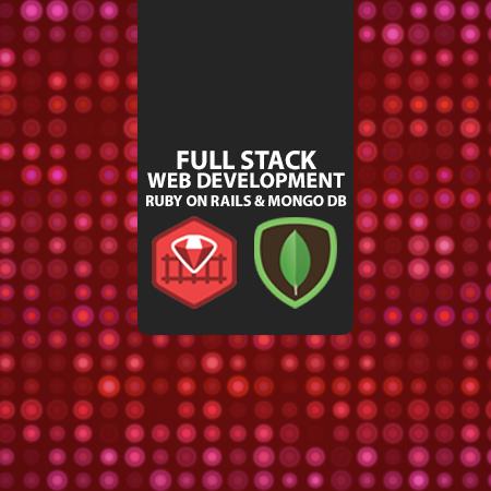 Full Stack Development – Ruby/Ruby on Rail & MongoDB – Part 2