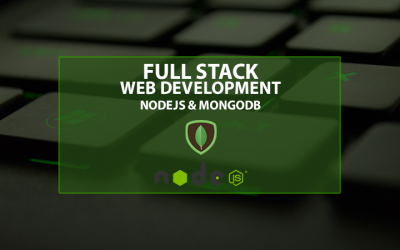 Full Stack Development – NodeJS & MongoDB – Part 1