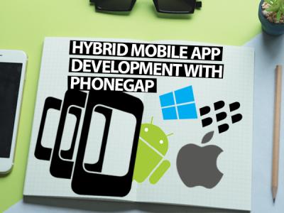Hybrid Mobile App development with PhoneGap for Beginner
