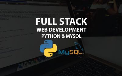 Full Stack Development – Python & MySQL – Part 2